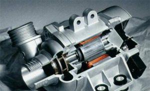BMWの電子式ウォーターポンプには非常に多くの利点があり、燃料を節約できます。